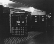 checkered theater