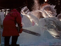 Ice Sculpter
