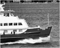 Freshwater. Ferry.  Sydney Harbour