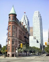 Toronto's Old & New