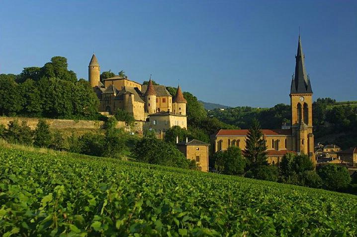 Beaujolais Village of Jarnoix - ID: 3758 © Jim Miotke
