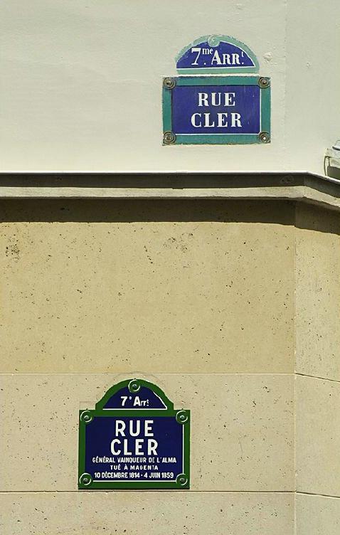 Rue Cler in Paris - ID: 3761 © Jim Miotke