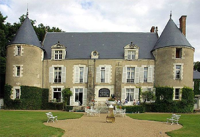 Chateau du Pray - ID: 3783 © Jim Miotke