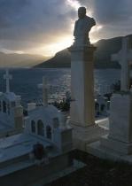 poet's grave