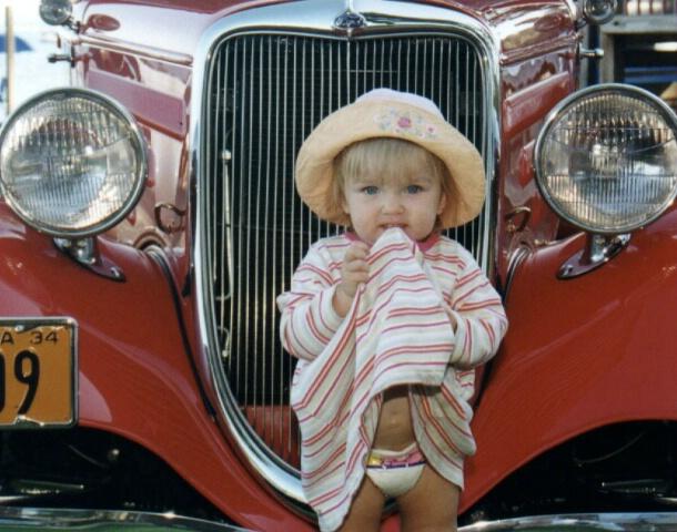 """Future Classic Car Buff"""