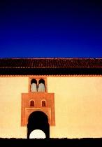 Alhambra Gate, Spain