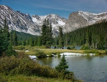 Early Fall At Indian Peaks Wilderness