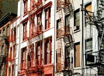 NYC - Fire Escape - Version 1.