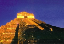 The Great Pyramid at Tikal, Guatemala