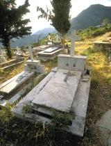 Pyrgos Graveyard