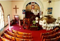 holmdel church interior