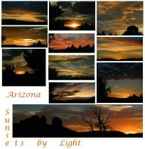 Sunset Collage