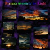 Sunset Collage 2