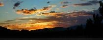 AZ Sunset Panorama