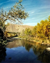 """Autumn in Nevada"""