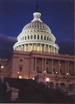 Capitol @ twilight