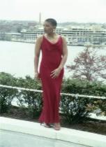 Nina! in Red