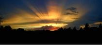 Spectacular Rays
