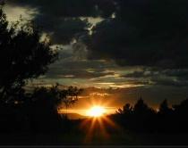 Lucky Sunset