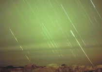startrail richtersveld S.A