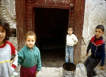 Kids in Fez, Morocco - Africa