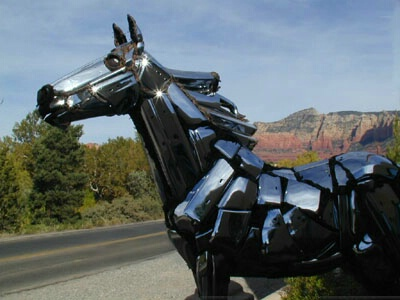 Horse with Bumpers
