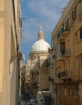 Valetta in perspective