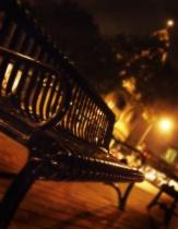 Kansas City Plaza Bench