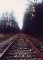 Creepy Railroad Tracks