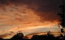 Fire in the Sky - Eastern US