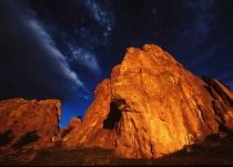 Red Rocks Sunrise