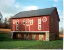 Troxell Steckel House Eqypt PA