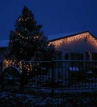 Pre-dawn Christmas Decorations