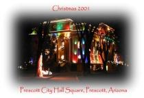 Christmas in Prescott, AZ