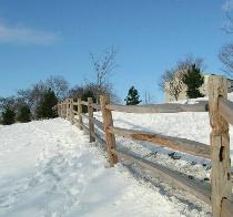 7-Feet of snow? No problem!