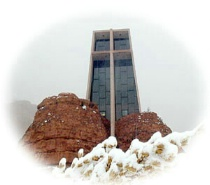Chapel of Holy Cross, Sedona, AZ