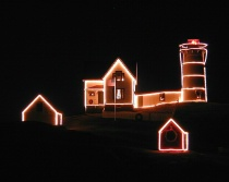 Lighted for the Season
