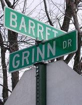 Grinn and Barret