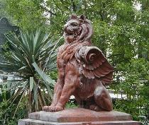 Savannah Griffin Statue