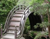 Arched Drum Bridge