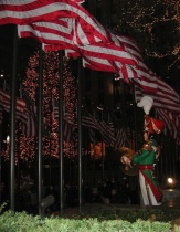Flags and Toy Soldier