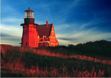 Southeast Light, Block Island