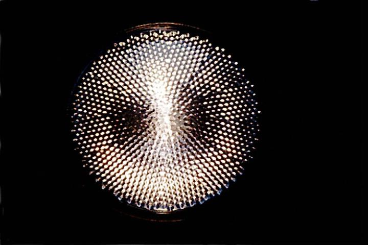 Halogen Light Patterns
