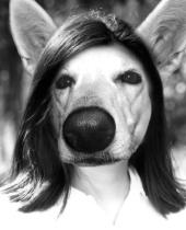 The Dog-Faced Girl!