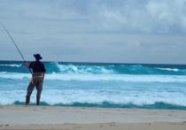 Fishing on Kangaroo Island