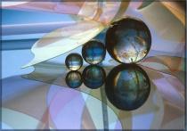 Pinwheel Magic, Spheres