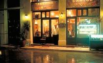 taverna in Nafplion, Greece
