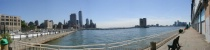 Pan from Pier 40, July 27, 2001