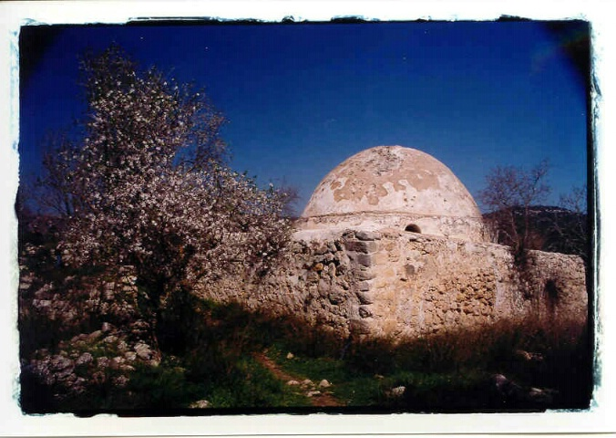 A tomb on Jerusalem nountains