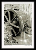 Water Wheel, Cable Mill